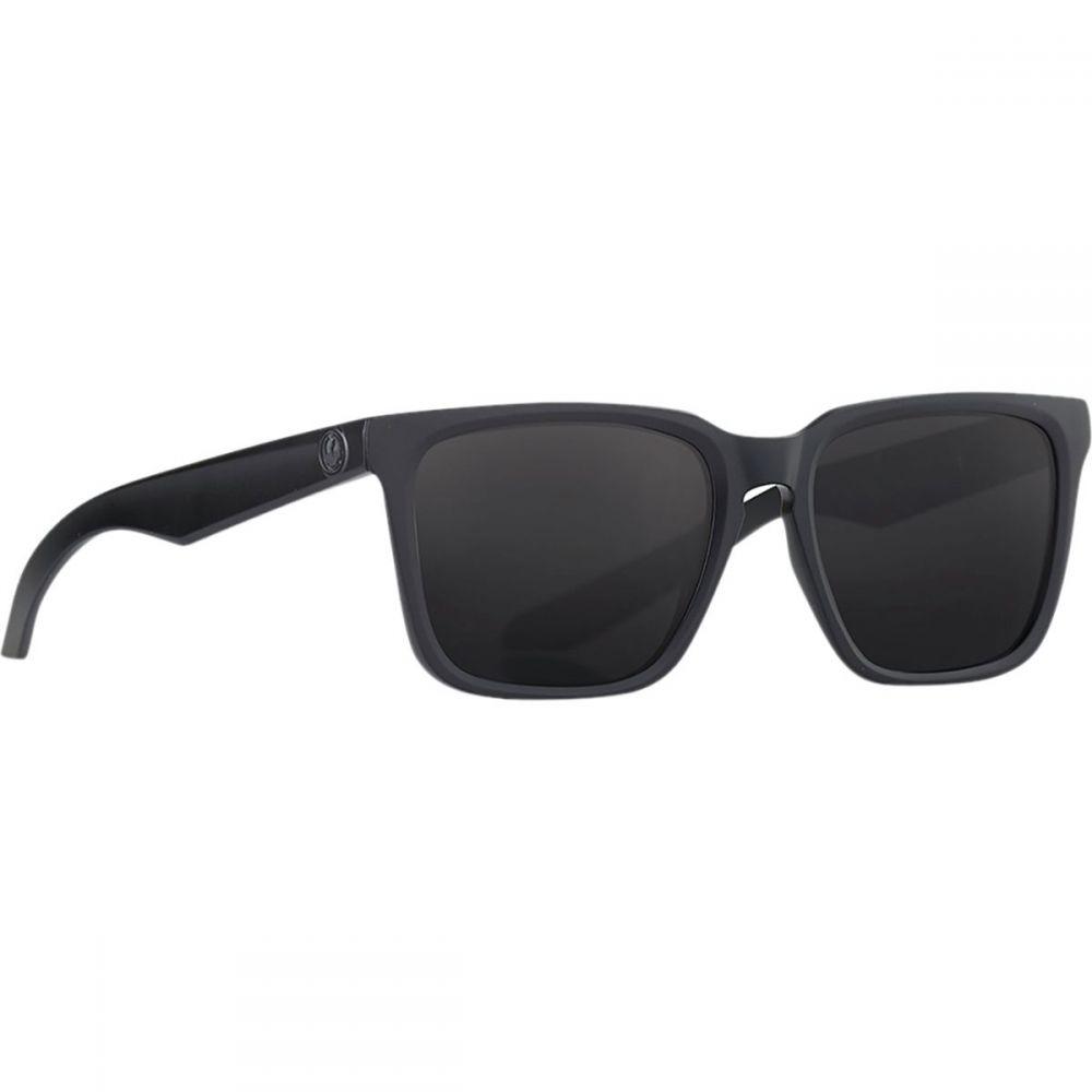 ドラゴン Dragon レディース メガネ・サングラス【Baile Polarized Sunglasses】Matte Black HO/Smoke P