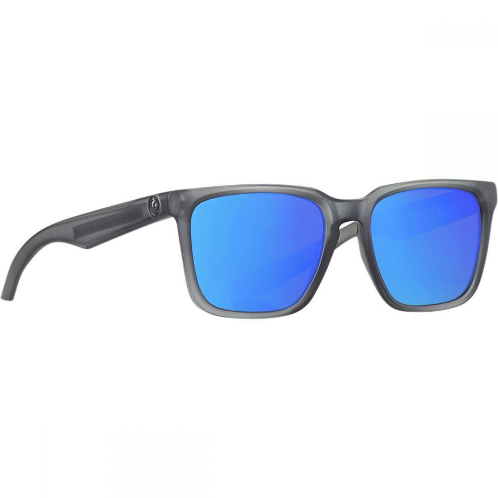 ドラゴン Dragon レディース メガネ・サングラス【Baile Polarized Sunglasses】Matte Crystal Shadow HO/Blue Ion P