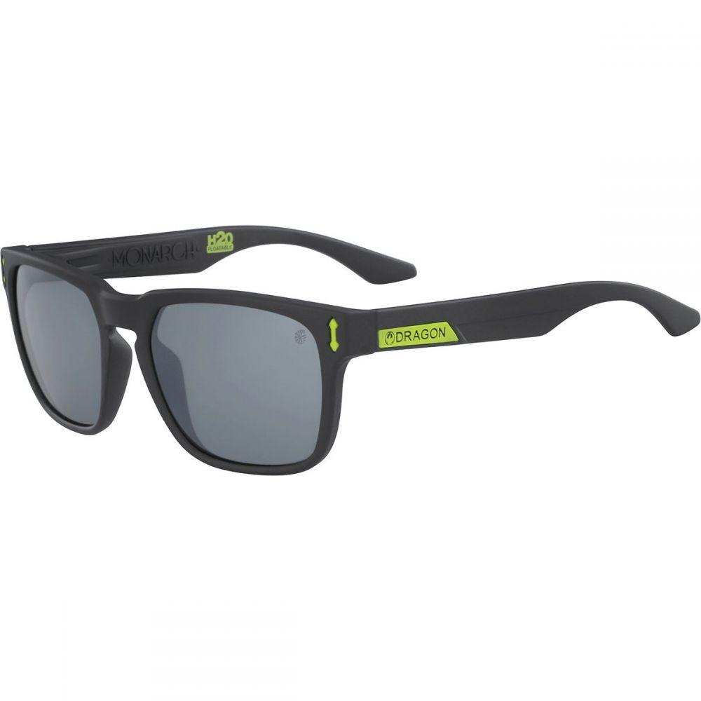 ドラゴン Dragon レディース メガネ・サングラス【Monarch Floatable Polarized Sunglasses】Matte Magnet Grey HO/Smoke P