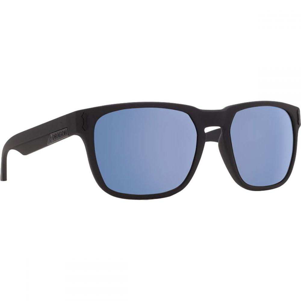 ドラゴン Dragon レディース メガネ・サングラス【Monarch Sunglasses】Matte Black/Blue Sky Ion