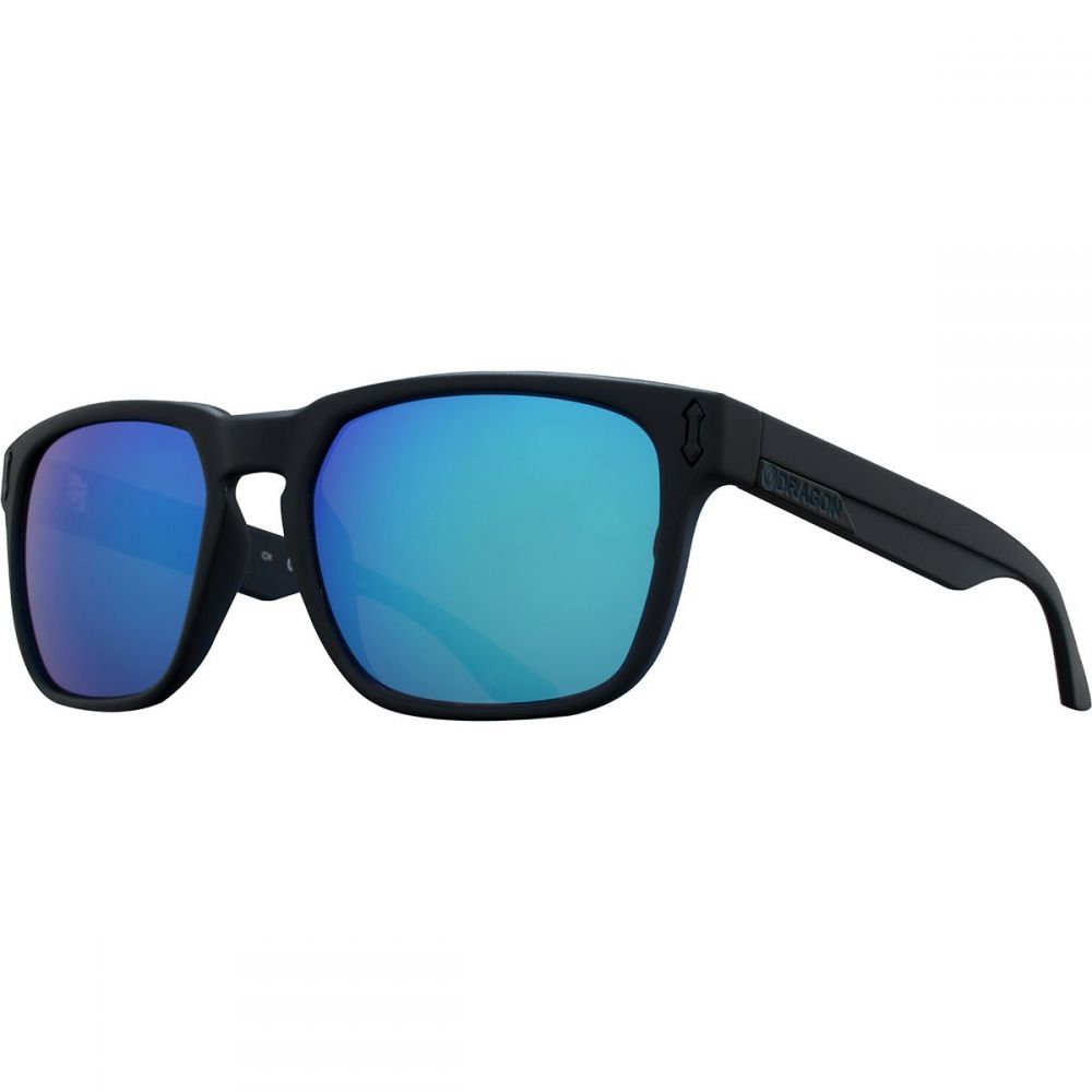 ドラゴン Dragon レディース メガネ・サングラス【Monarch Sunglasses】Matte Deep Navy/Blue Ion