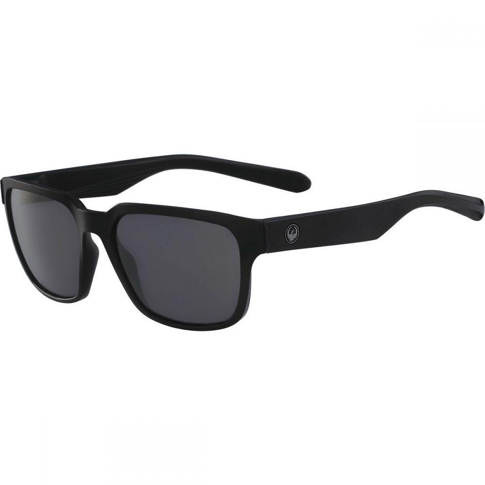 ドラゴン Dragon レディース メガネ・サングラス【Reflector Floatable Polarized Sunglasses】Matte Black HO/Smoke P