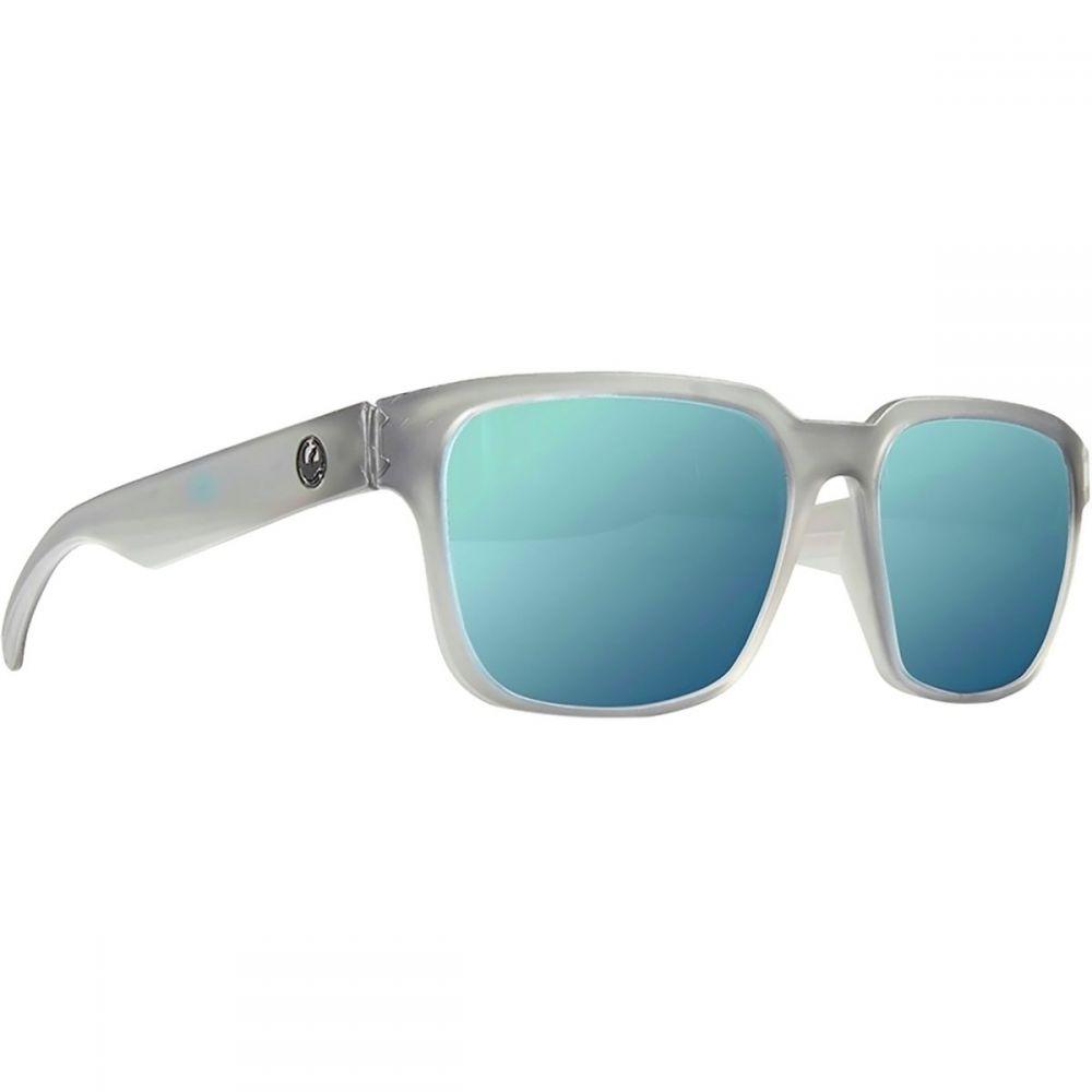 ドラゴン Dragon レディース メガネ・サングラス【Reflector Floatable Polarized Sunglasses】Matte Crystal Grey HO/Blue Sky Ion P