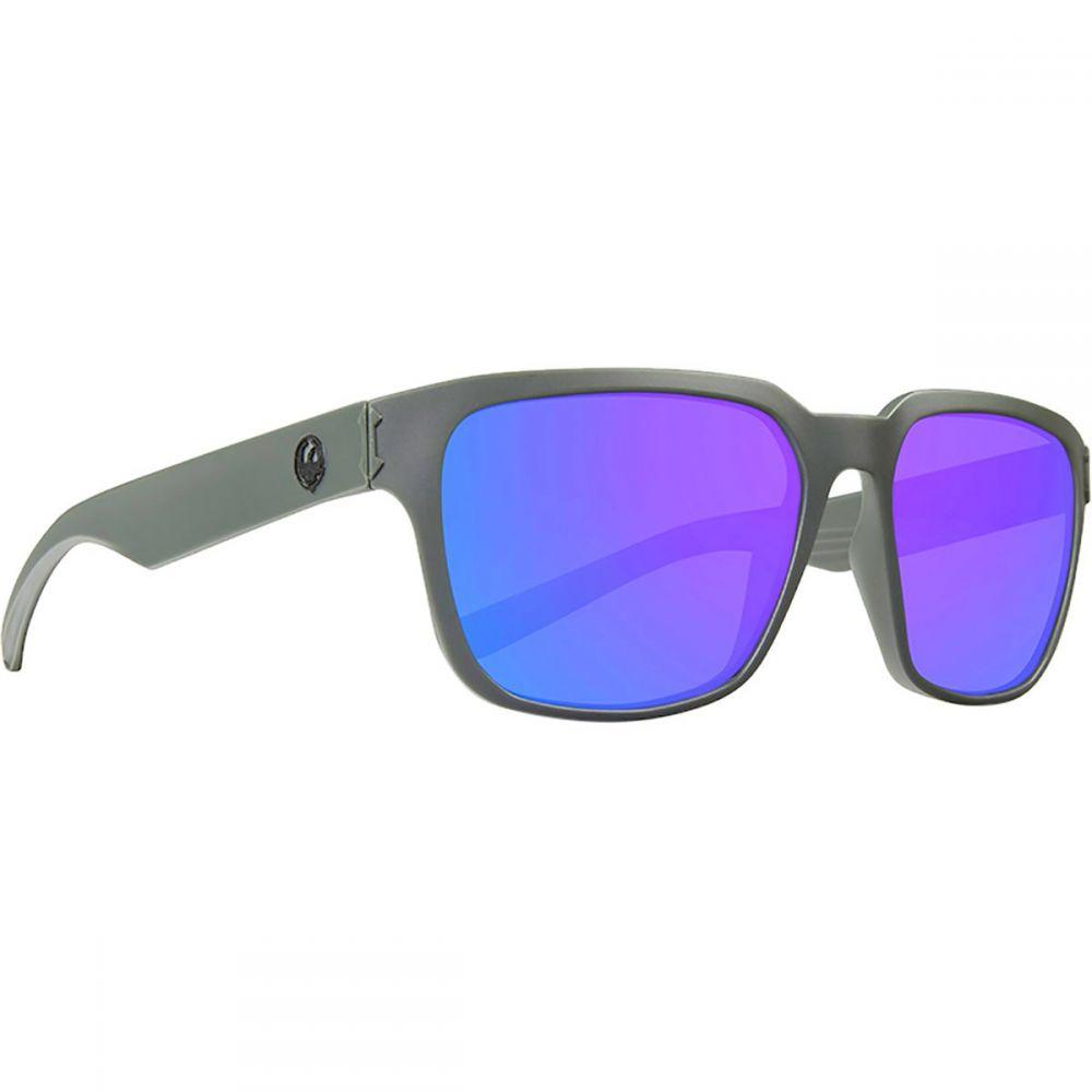 ドラゴン Dragon レディース メガネ・サングラス【Reflector Floatable Polarized Sunglasses】Matte Magnet Grey HO/Blue Ion P