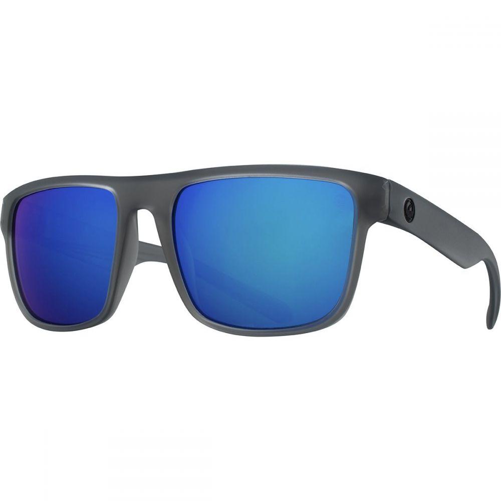 ドラゴン Dragon レディース メガネ・サングラス【Inflector Floatable Polarized Sunglasses】Matte Crystal Slate HO/Blue Ion P