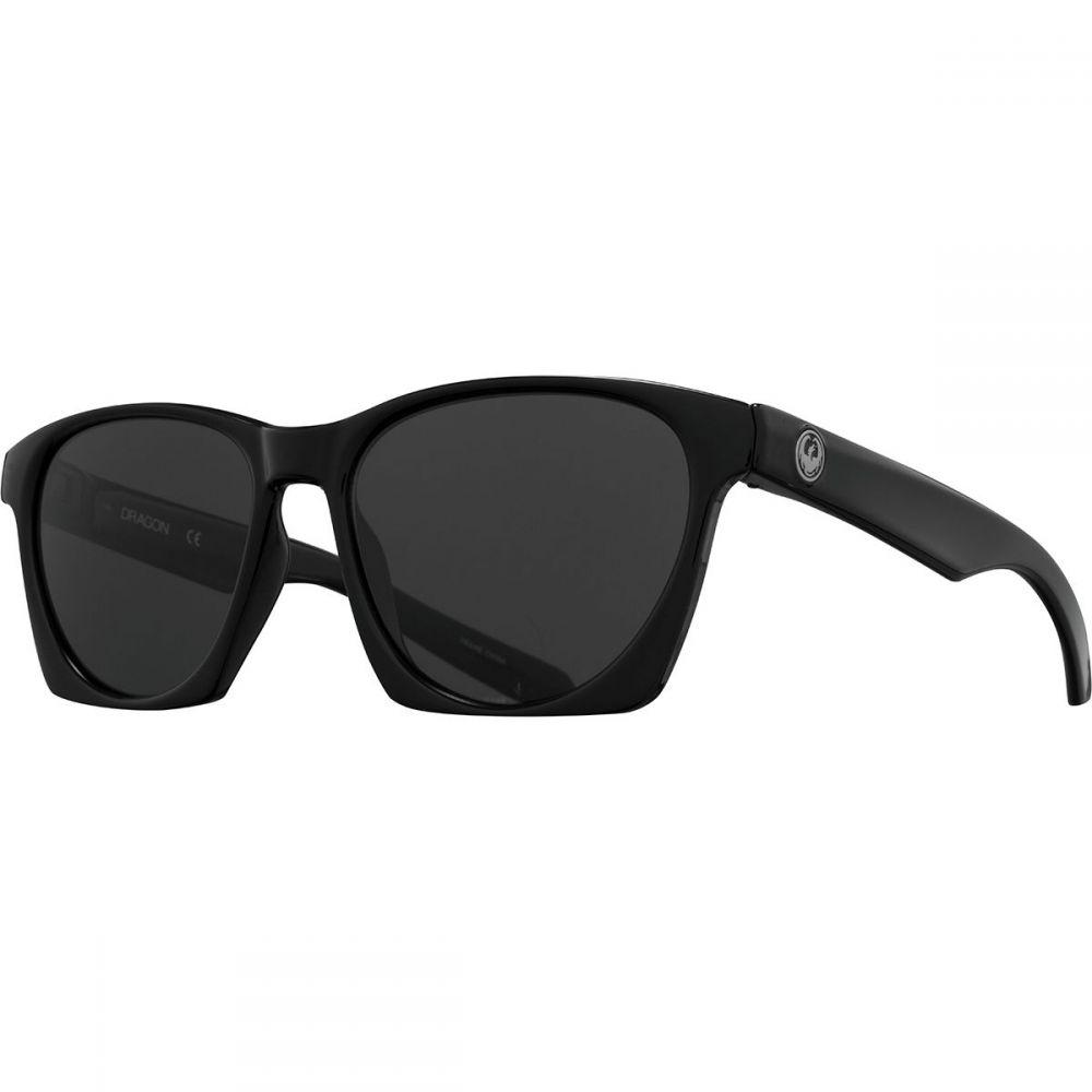 ドラゴン Dragon レディース メガネ・サングラス【Post Up Sunglasses】Shiny Black/Smoke