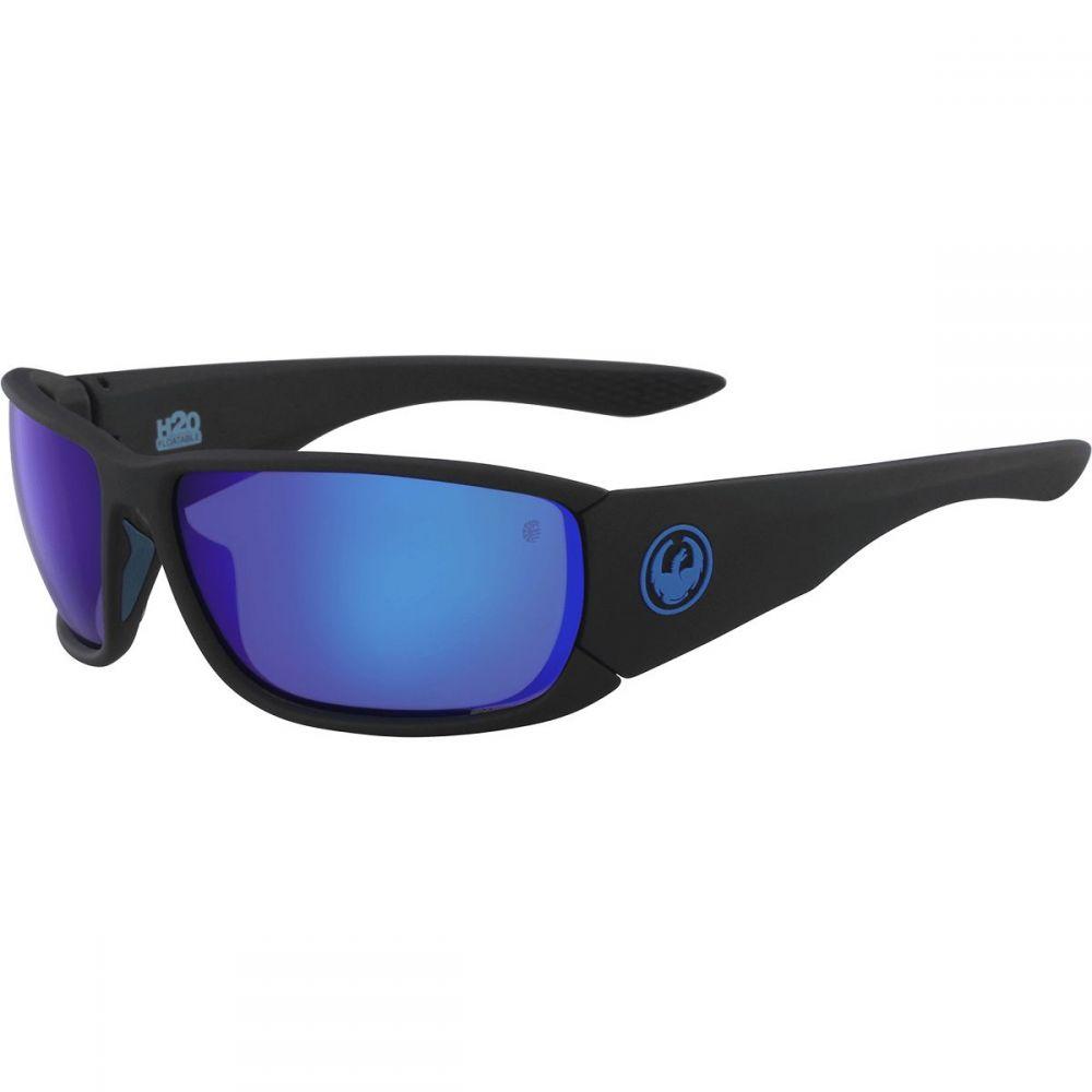 ドラゴン Dragon レディース メガネ・サングラス【Tow In Floatable Polarized Sunglasses】Matte Black HO/Blue Ion P