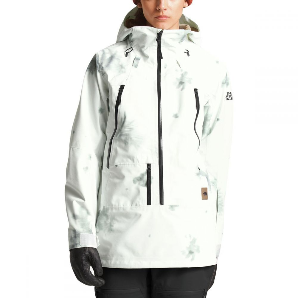 ザ ノースフェイス The North Face レディース スキー・スノーボード アウター【Ceptor Anorak Jacket】Tnf White Snowcam Print