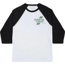 サンタクルーズバイシクル Santa Cruz Bicycles メンズ トップス Tシャツ【Slugger T - Shirts】Olive/White