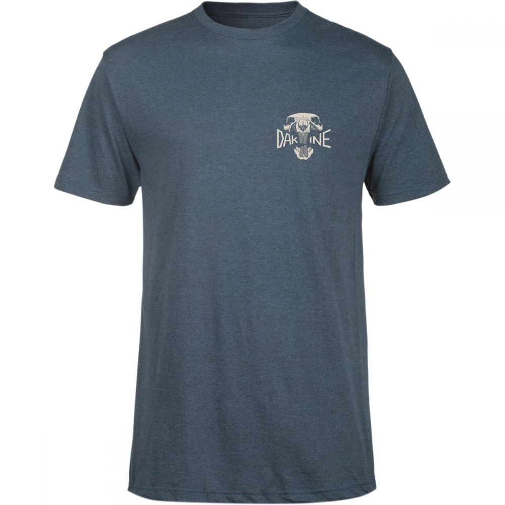 ダカイン DAKINE メンズ 自転車 トップス【Tech T - Shirts】Overbite/Heather Navy
