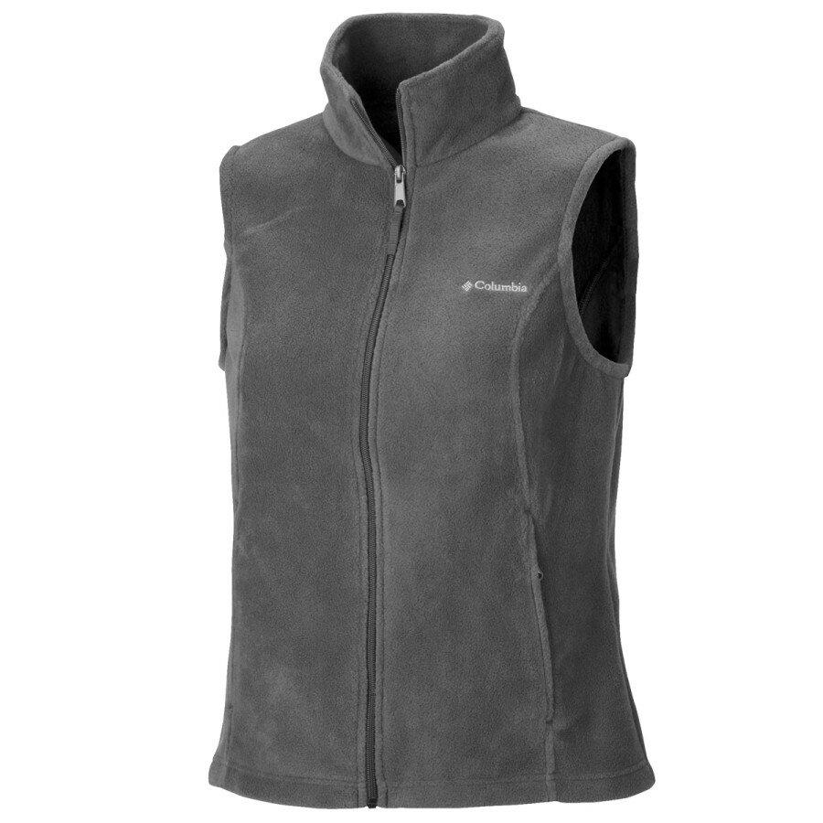 コロンビア Columbia レディース アウター ベスト【Benton Springs Vest】Charcoal Heather