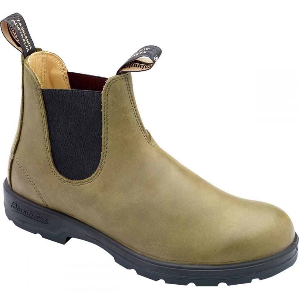 ブランドストーン Blundstone レディース シューズ・靴 ブーツ【Super 550 Series Boot】Olive