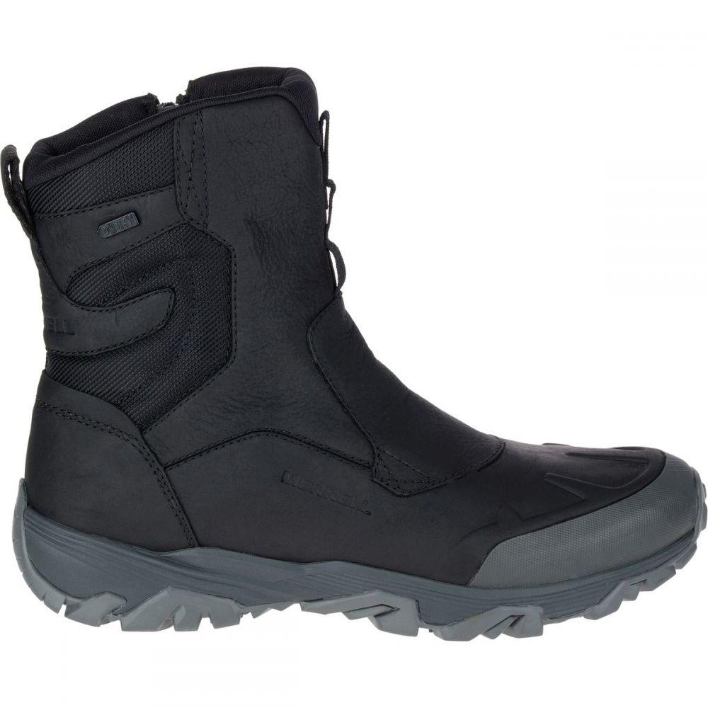 メレル Merrell メンズ シューズ・靴 ブーツ【Coldpack Ice+ 8in Zip Polar Waterproof Boots】Black