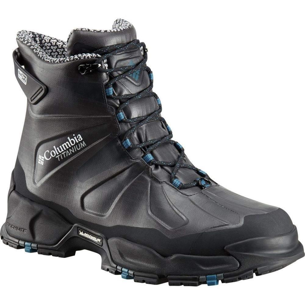 コロンビア Columbia メンズ シューズ・靴 ブーツ【Canuk Titanium Omni - Heat 3D Outdry Extreme Boots】Black/Phoenix Blue