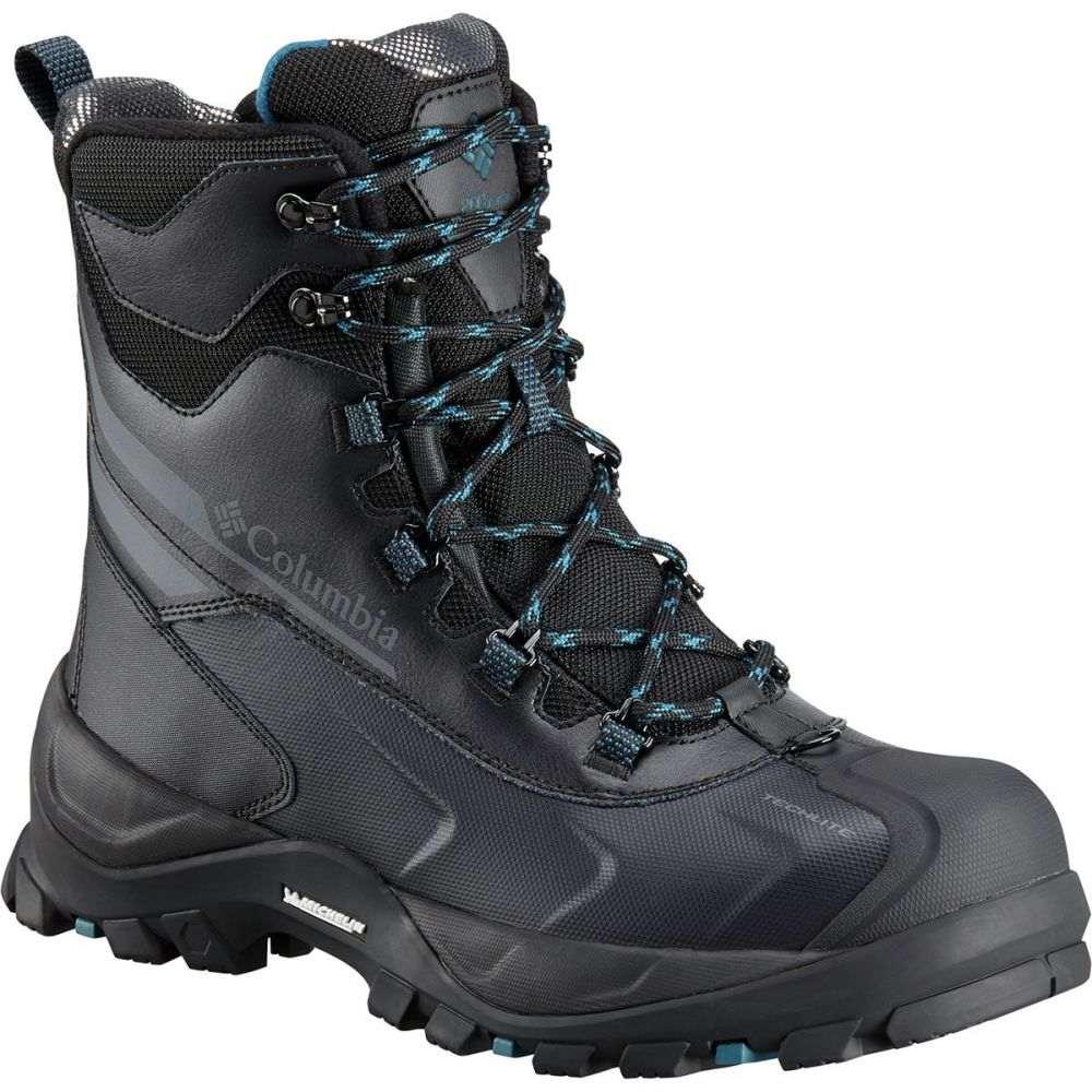 コロンビア Columbia メンズ シューズ・靴 ブーツ【Bugaboot Plus IV Omni - Heat Boots】Black/Phoenix Blue