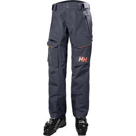 ヘリーハンセン Helly Hansen レディース スキー・スノーボード ボトムス・パンツ【Aurora Shell Pant】Graphite Blue