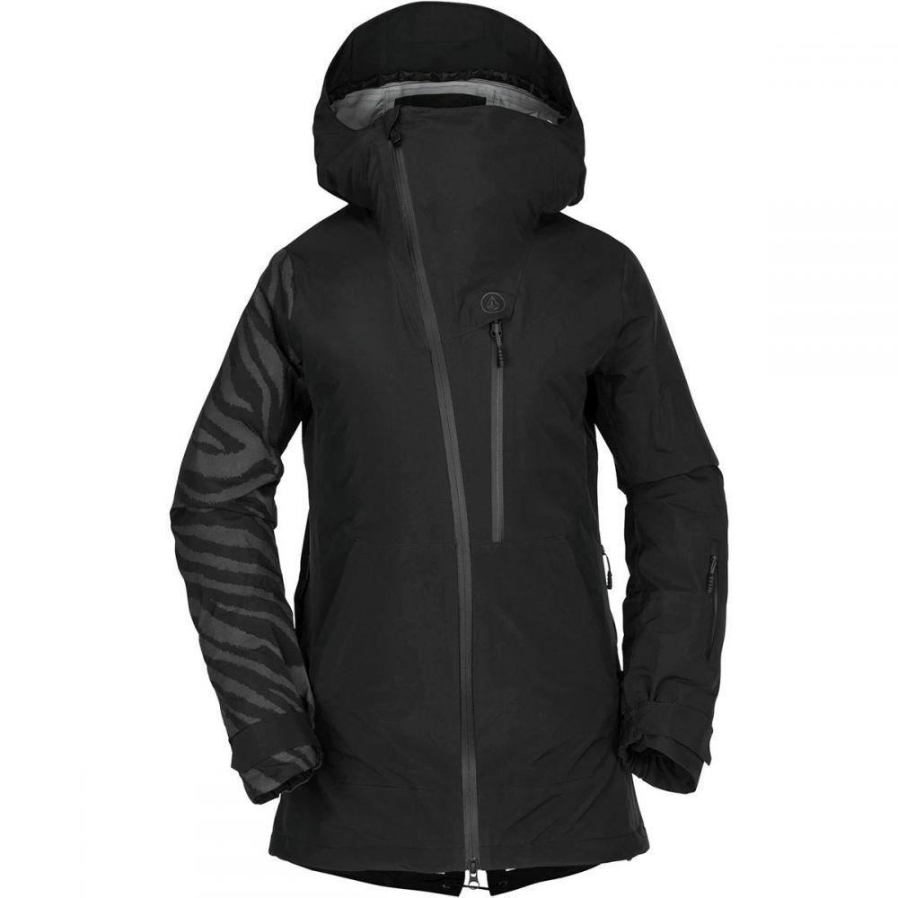 ボルコム Volcom レディース スキー・スノーボード アウター【Nya TDS Gore - Tex Jacket】Black