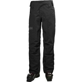ヘリーハンセン Helly Hansen メンズ スキー・スノーボード ボトムス・パンツ【Wasatch Shell Pants】Black