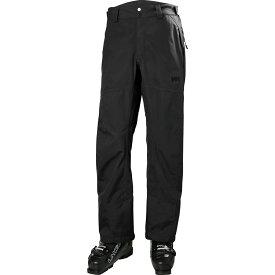 ヘリーハンセン Helly Hansen メンズ スキー・スノーボード ボトムス・パンツ【Alpha Shell Pants】Black