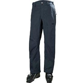ヘリーハンセン Helly Hansen メンズ スキー・スノーボード ボトムス・パンツ【Alpha Shell Pants】Graphite Blue