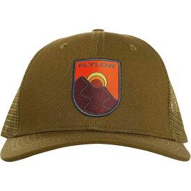 フライロウ Flylow メンズ 帽子 キャップ【Undercover Trucker Hats】Seaweed