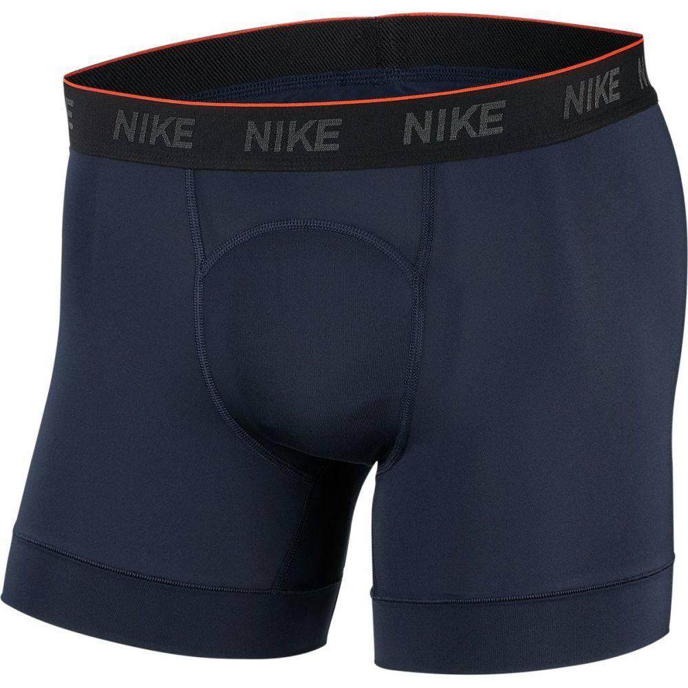 ナイキ Nike メンズ インナー・下着 ボクサーパンツ【Boxer Brief - 2 Packs】Obsidian/Obsidian/White
