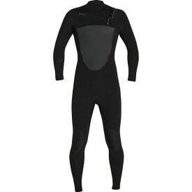 エクセル XCEL メンズ 水着・ビーチウェア ウェットスーツ【4/3mm Drylock TDC Full Suits】Black W/Black Logos