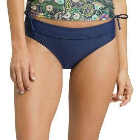 プラーナ Prana レディース 水着・ビーチウェア ボトムのみ【Ramba Bikini Bottom】Blue Anchor