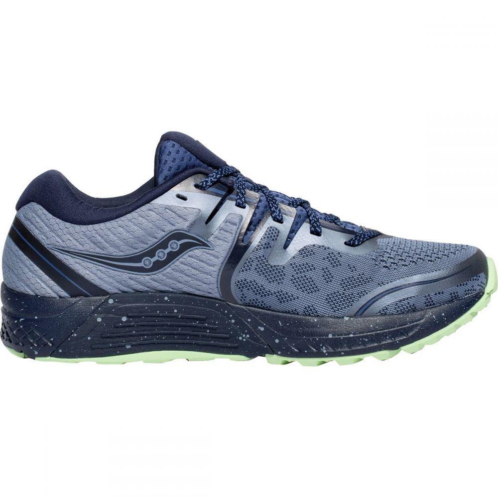 サッカニー Saucony レディース ランニング・ウォーキング シューズ・靴【Guide Iso 2 TR Shoe】Blue/Green