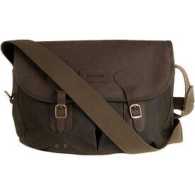 バーブァー Barbour レディース バッグ【Wax Leather Tarras Bag】Olive