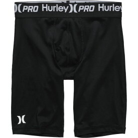 ハーレー Hurley メンズ インナー・下着 ボクサーパンツ【Pro Light 18in Boxer Shorts】Black