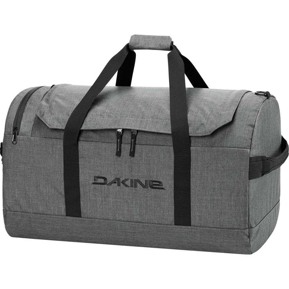 ダカイン DAKINE レディース バッグ ボストンバッグ・ダッフルバッグ【EQ 70L Duffel Bag】Carbon