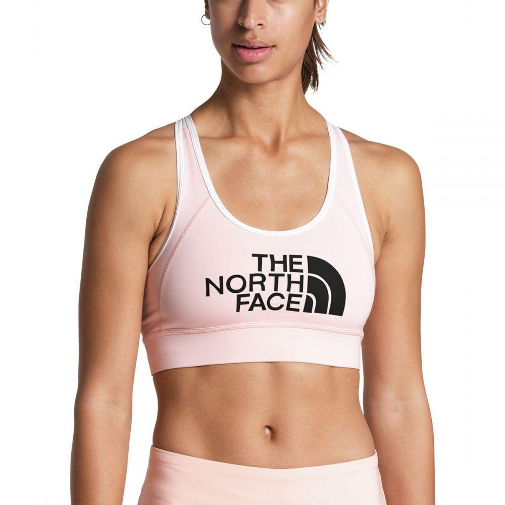 ザ ノースフェイス The North Face レディース インナー・下着 スポーツブラ【Bounce - B - Gone Novelty Bra】Pink Salt