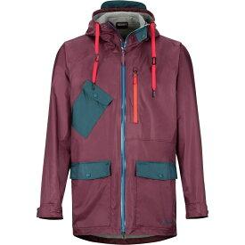 マーモット Marmot メンズ アウター ジャケット【Ashbury PreCip Eco Jackets】Burgundy/Denim