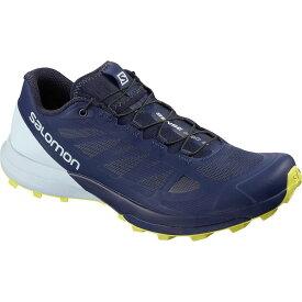 サロモン Salomon レディース ランニング・ウォーキング シューズ・靴【Sense Pro 3 Running Shoe】Patriot Blue/Cashmere Blue/Aurora