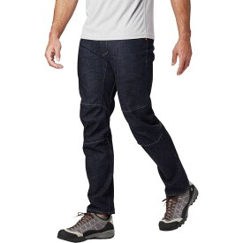マウンテンハードウェア Mountain Hardwear メンズ ハイキング・登山 ボトムス・パンツ【Selvedge Denim Climb Pants】Dark Wash