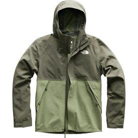 ザ ノースフェイス The North Face メンズ アウター レインコート【Apex Flex DryVent Jackets】New Taupe Green/Four Leaf Clover