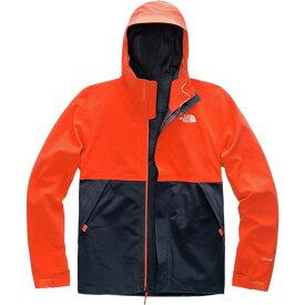 ザ ノースフェイス The North Face メンズ アウター レインコート【Apex Flex DryVent Jackets】Zion Orange/Urban Navy