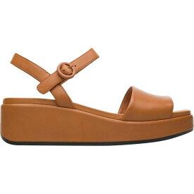 カンペール Camper レディース シューズ・靴 サンダル・ミュール【Misia Sandal】Medium Brown