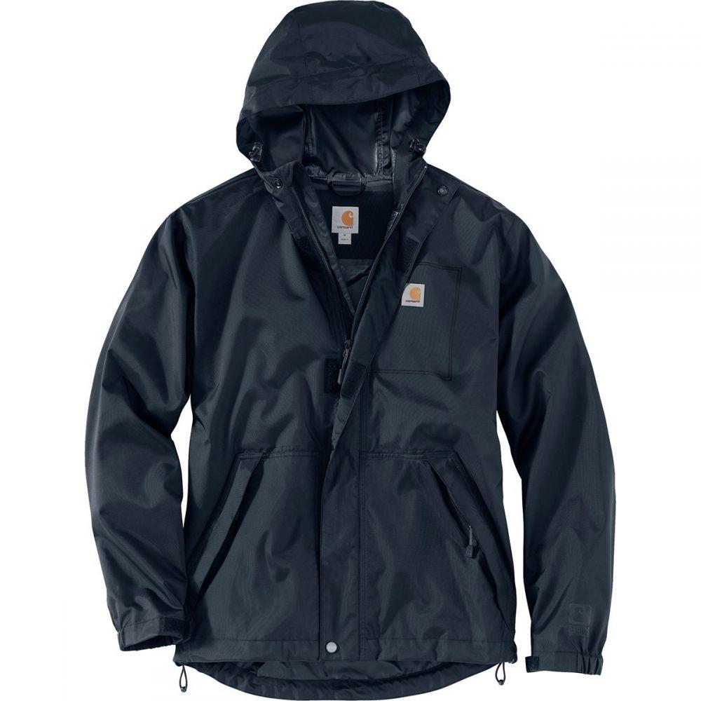カーハート Carhartt メンズ アウター レインコート【Dry Harbor Jackets】Navy