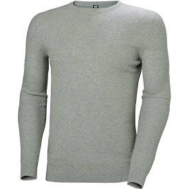 ヘリーハンセン Helly Hansen メンズ トップス ニット・セーター【Skagen Sweaters】Grey Melange