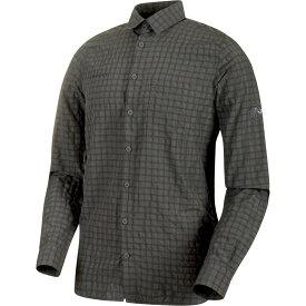 マムート Mammut メンズ トップス シャツ【Lenni Long-Sleeve Shirts】Titanium