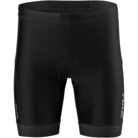 ツータイムズユー 2XU メンズ トライアスロン ボトムス・パンツ【Perform 7in Tri Shorts】Black/Black