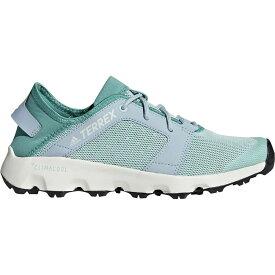 アディダス Adidas Outdoor レディース シューズ・靴 ウォーターシューズ【Terrex Climacool Voyager Sleek Shoe】Clear Mint/True Green/Chalk White