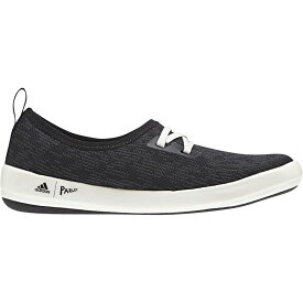 アディダス Adidas Outdoor レディース シューズ・靴 ウォーターシューズ【Terrex CC Boat Sleek Parley Water Shoe】Black/Carbon/Chalk White