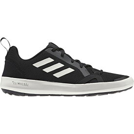 アディダス Adidas Outdoor メンズ シューズ・靴 ウォーターシューズ【Terrex CC Boat Water Shoes】Black/Chalk White/Black