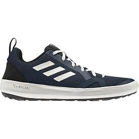 アディダス Adidas Outdoor メンズ シューズ・靴 ウォーターシューズ【Terrex CC Boat Water Shoes】Collegiate Navy/Chalk White/Black
