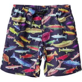 カブー KAVU メンズ ボトムス・パンツ ショートパンツ【Big Eddy Shorts】Fish Fest