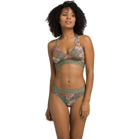 プラーナ Prana レディース 水着・ビーチウェア ボトムのみ【Ramba Bikini Bottom】Cargo Horchata