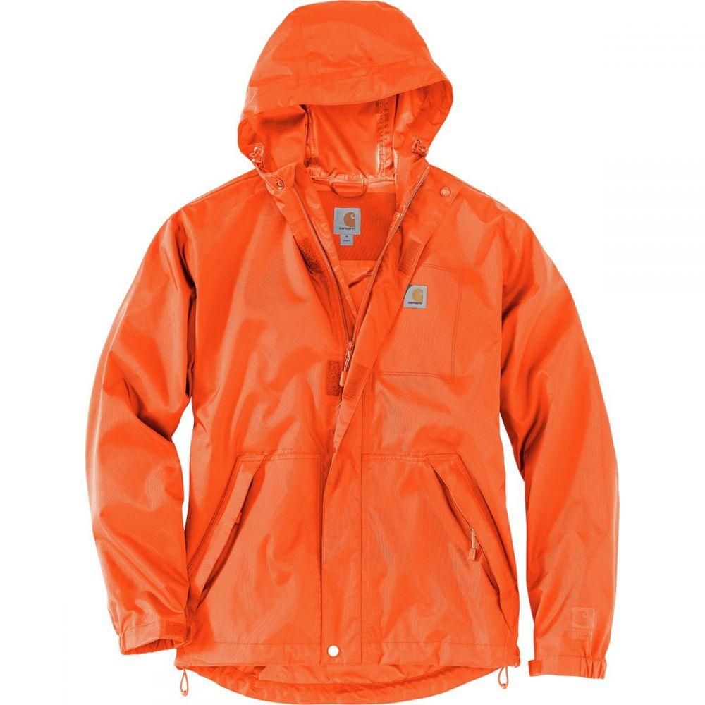 カーハート Carhartt メンズ アウター レインコート【Dry Harbor Jackets】Bold Orange
